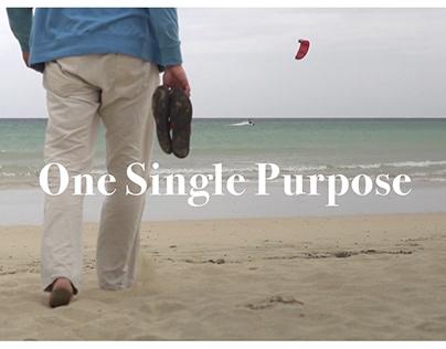 One Single Purpose