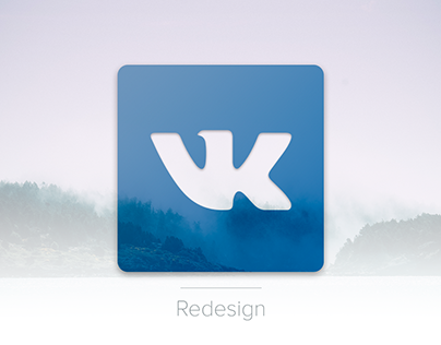 Vkontakte Redesign