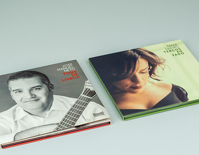 MdFado Records - Photography & Packaging Design (2016)