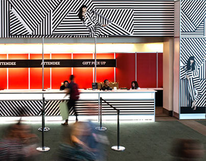 Adobe MAX 2015 event graphics