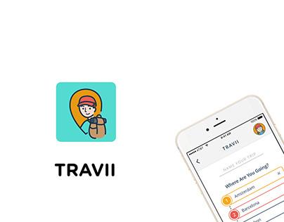 Travii - Travel App