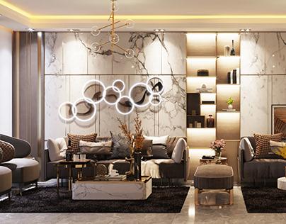 Modern Reception Design