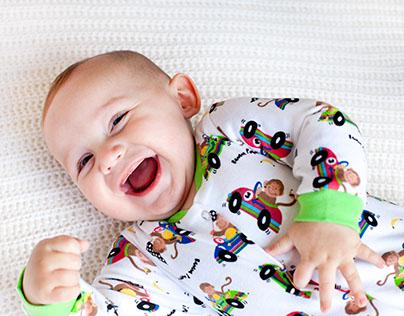 Babies Organic Sleepwear for Baby Funkoos