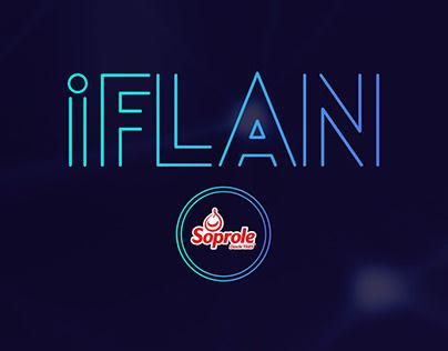 Campaña iFlan Soprole