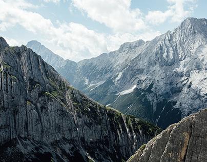 Hiking in Bavaria VI: Zugspitze