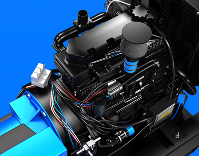 Дизельный генератор GMGen GMM16