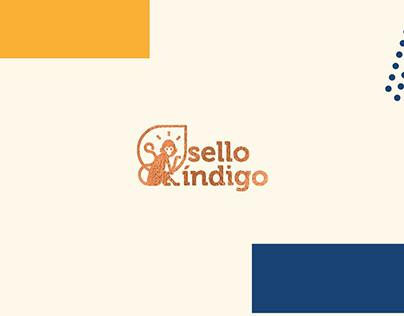 Sello índigo - Chocolatería de experiencias