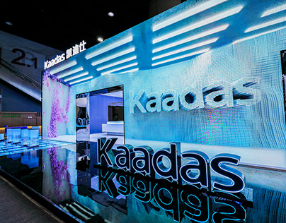 Kaadas 3D Intelligent Exhibition Hall
