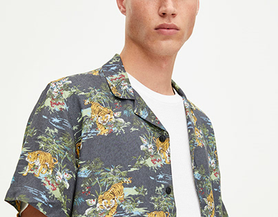 Jungle Print for Pull&Bear