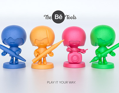 3D Toy Art THE BE TOOLS