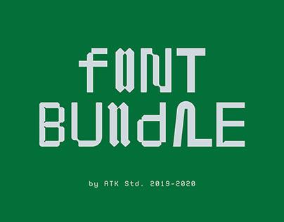 FFFFONT BUNDLE