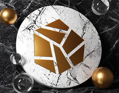Venüs Doğal Taş Logo Design