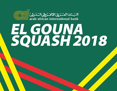 AAIB-Elgouna international squash open