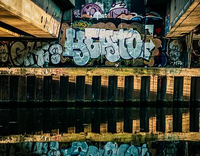 Hackney Wick - Under The Bridge