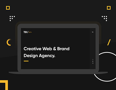 TOK / Digital Agency Website