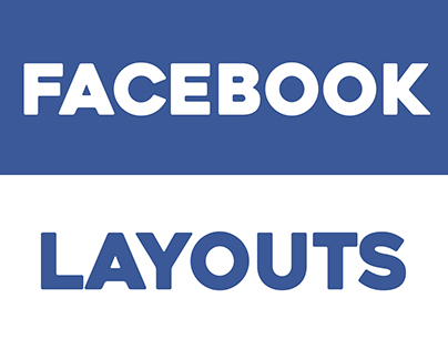 Layouts used for posts in Facebook