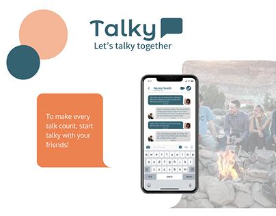 Talky   Chats & Calls