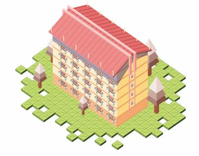 南京农业大学工学院宿舍楼7