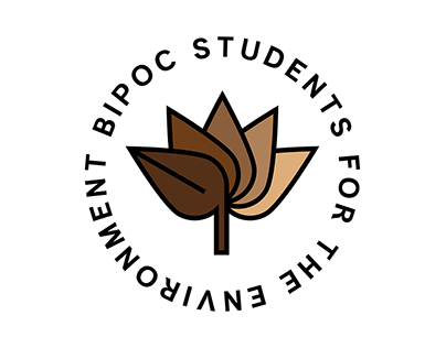 BIPOC Students for the Environment: Logo