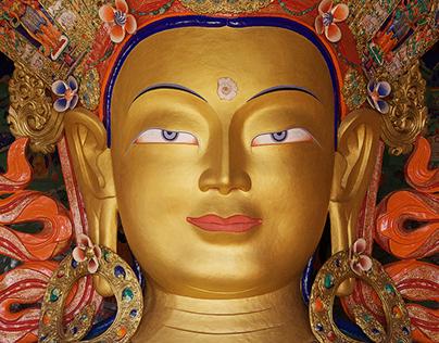 Ladakh - Monasteries & People
