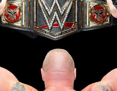 Brock Lesnar Cover