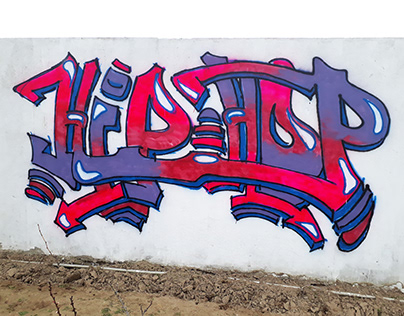 Graffiti - Hip Hop