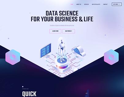 Data Science - WordPress
