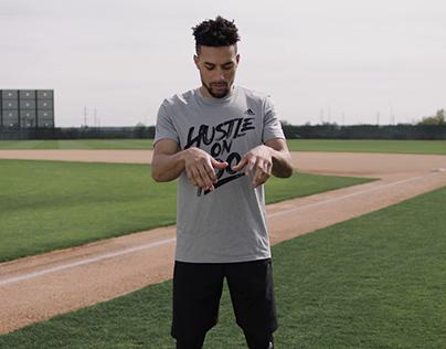 Billy wears adizero - adidas baseball