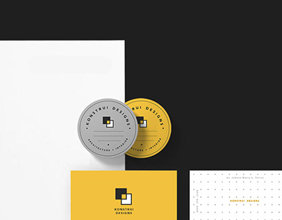 Konstrui Designs // Branding