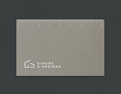 Gindre d'Andiran - Branding