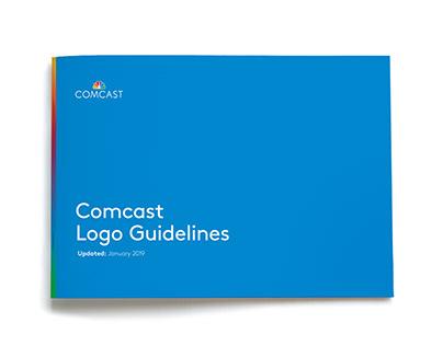 Comcast Logo Guideline