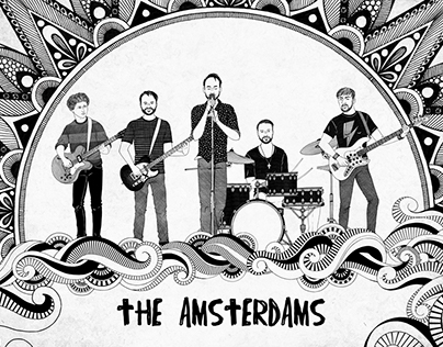 The Amsterdams - The Great Fire (Official Video)