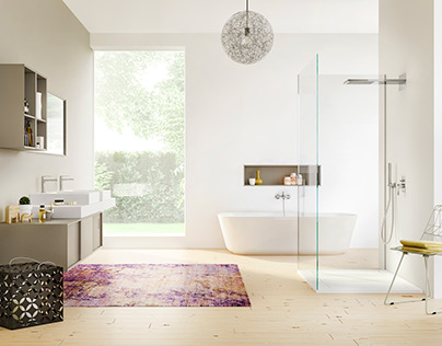 SX TAPS COLLECTION - Teorema - CGI 3D RENDERING IMAGES