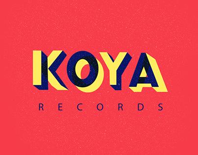 Koya records - Global identity