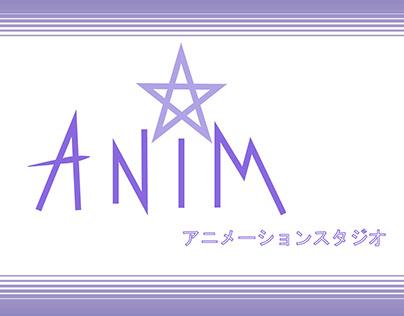 """ANIM"" Animation studio"