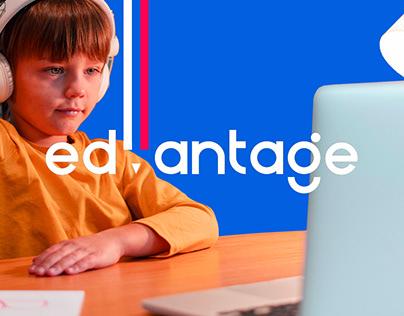 Edvantage - Logo Design & Branding