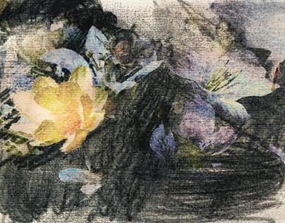 Pintando con luz