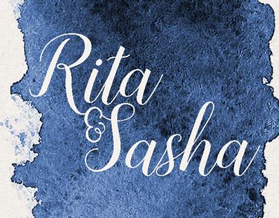 Wedding/Rita&Sasha