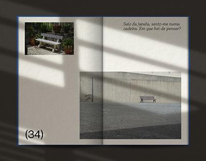 Visual Essay on Lisbon (Zine/Photobook)