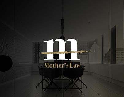 Website Layout: Law