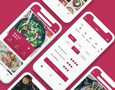 Concept app | Exquisit!