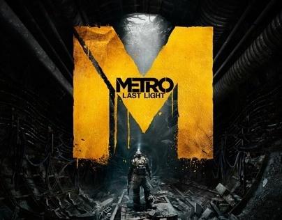 METRO. Last Light.
