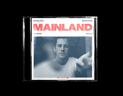 Mainland –Album Artwork & Release Package