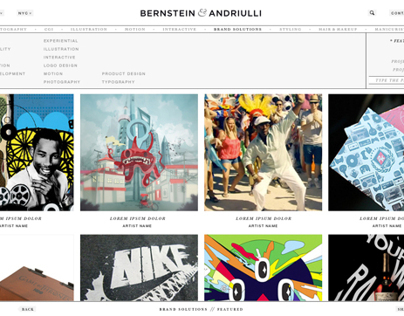 BA reps - Bernstein & Andriulli