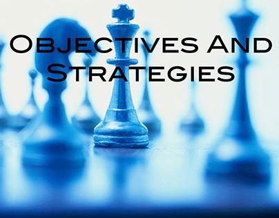 MIMP: Objectives/Strategies/Budget