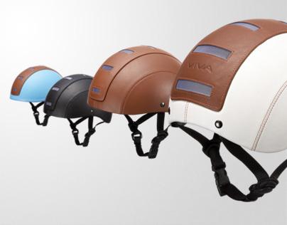 VIVA helmets (Red Dot Awarded in 2010)