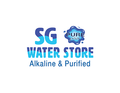 Logo Redesign - SG Water Store