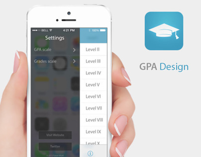 GPA Design for iOS7