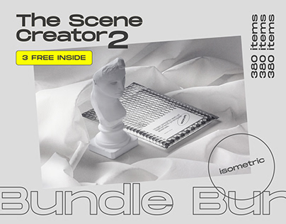 The Scene Creator - isometric