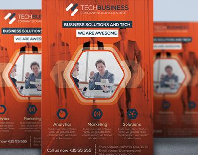 Flyer Business Tech